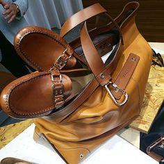Удобная и очень стильная сумка Bally #ss15 @bally_swiss  #men #mmfw #mfw #bag #bally #vremenagoda
