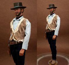 Clint Eastwood Action Figure - Bing Images