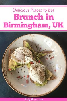 When you are visiting Birmingham, UK, make sure you take time to relax over a leisurely breakfast or brunch? These are some of the best places for brunch in Birmingham, that will get your city break off to the perfect start Short City Breaks, Birmingham Uk, Vegetarian Lunch, International Recipes, Foodie Travel, Places To Eat, My Favorite Food, New Recipes, The Help