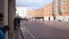 Futbol sala infantil Oroquieta Espinillo contra El Pozo ciudad de los mu...