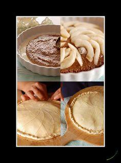 Galette Des RoisEpiphany Cake Recipe Epiphany Cake And Tarts - Cuisine journaldesfemmes