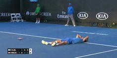Piros Zsombor-Yshai Oliel (izraeli) 4:6, 6:4, 6:3 Australian Open, Tennis, Tennis Sneakers