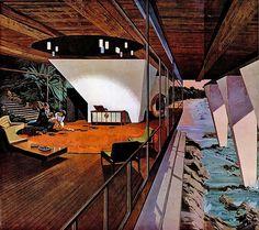 1961 ... under the dock  - Motorola by x-ray delta one, via Flickr