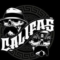 CALIFAS by KBRON Chicanas Tattoo, Devil Tattoo, Body Tattoos, Chicano Drawings, Art Drawings, Arte Hip Hop, Gangsta Quotes, Brown Pride, Mexican American