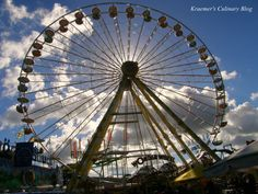 Kirmes & Oktoberfest – A German Fair