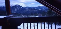 Amazing view from.... my bed!!! Great View, Log Homes, Greece, Mountains, Bed, Amazing, Nature, House, Travel