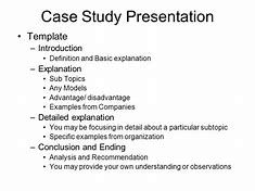 Military can hire you for Case Studies  | Military Case Studies