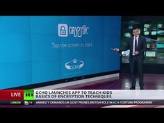 Code-breaking for kids: Cryptoy app 'just PR move by GCHQ'