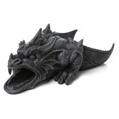 Found it at Wayfair - Ranier Dragon Rainspout Statue