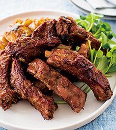 アメリカン・ポーク 炊飯器 de バックリブ | レシピ | アメリカン・ビーフ&アメリカン・ポーク公式サイト(米国食肉輸出連合会)