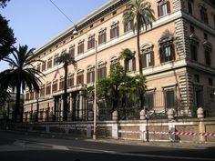 American Embassy Rome