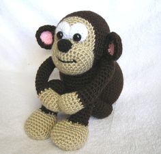 PDF crochet pattern JUNGLE BUDDIES by bvoe668 on Etsy