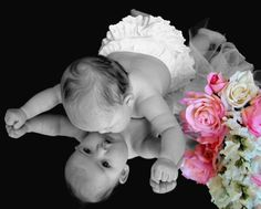 Very cute photo idea!