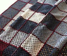 Lappone: crochet / virkning