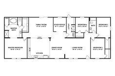 Recreational Floor Plans On Design Your Own Modular Home Floor Plans