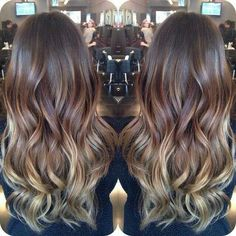 Another ombre hair