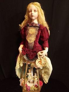 BJD - Doll artist Mari Shimizu