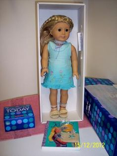 Kailey new in box
