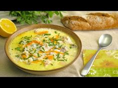 Cheeseburger Chowder, I Foods, Thai Red Curry, Soup Recipes, Supe, Ethnic Recipes, Facebook, Youtube, Food
