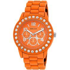 Jane Watch Women's Orange  by Breda