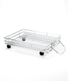 This is awesome! 18'' Expandable Pull-Out Shelf