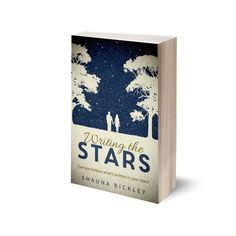 Writing the Stars cover by Andrew of Design for Writers