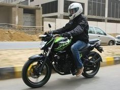 2014 Yamaha FZ-S FI V2.0: First Ride Review Page -1  ZigWheels.com
