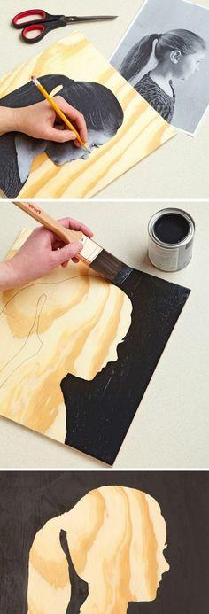 ... decoration a faire vous-memes, comment decorer sa maison pas cher
