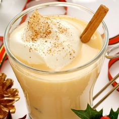 This recipe for Rum Eggnog is made with pasteurized eggs and just the right amounts of everything to give you a very tasty drink!. The Best Rum Eggnog Recipe from Grandmothers Kitchen.