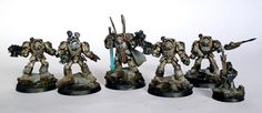 Showcase: Terminators by Tale of Painters #3 - Tale of Painters