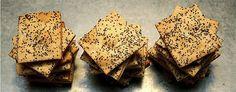 BONDE DA BARDOT: 'Segunda Sem Carne': Receita de biscoito de água e sal