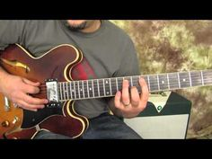 Thin Lizzy - The Boys are Back in Town - How to play on guitar - tutorial - Rock - YouTube