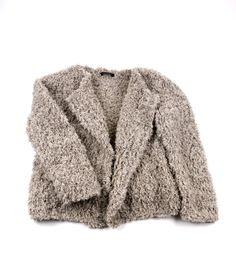 Fur Jacket in Erika Knight Fur Wool