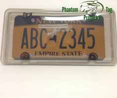 Protect your license plate from rain, snow, damage and fading due to UV sunlight exposure. Shop here: license plate covers at an affordable price. https://phantomtagprotector.com/collections/frontpage/products/phantom-tag-protector-clear-license-plate-cover  #carnameplate #Licenseplatecover
