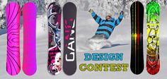 Several proposals from SNOWBOARDS1.CO.UK Design Contest! Vote, create and enjoy the next powder season on a board with the best design! All proposals can be found at: https://www.facebook.com/SNOWBOARD1/app_579769725381251