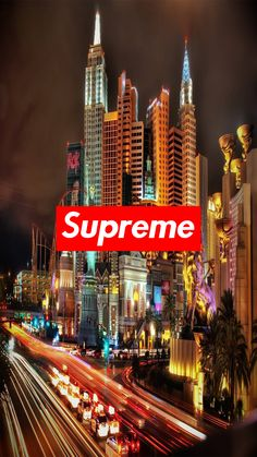 SUPREME - Tap to see more of the Supreme wallpapers! - @mobile9