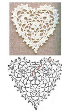 Crochet Butterfly Pattern, Crochet Coaster Pattern, Granny Square Crochet Pattern, Crochet Flower Patterns, Crochet Chart, Thread Crochet, Filet Crochet, Crochet Motif, Crochet Designs