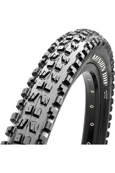 The Minion DHF was designed for the often loose and muddy conditions of aggressive allmountain terrain.