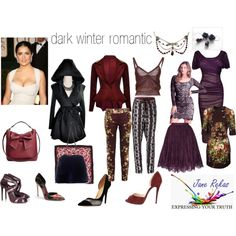 dark winter romantic by expressingyourtruth on Polyvore featuring Dolce&Gabbana, Bebe, Alice + Olivia, Vivienne Westwood, L.A.M.B., Christian Louboutin, Betsey Johnson, Diane Von Furstenberg and Kenneth Jay Lane