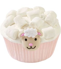 Wilton® Cupcake Decorating Kit Makes 12-Easter Lamb