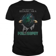 Awesome Tee Philosophy - i'm a Philosophy Shirt; Tee