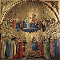 Fra Angelico, Coronation of the Virgin
