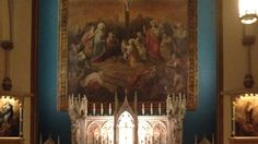 Keep the Church of Holy Innocents Opened! Please sign the petition!