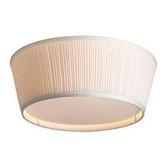 IKEA - ÅRSTID, Plafondlamp, , Diffuus licht zorgt voor goede algemene verlichting in een ruimte.