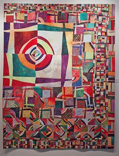 Carol Taylor Quilts That is cool. A lot of time, but cool.