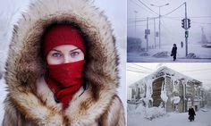 Welcome to Oymyakon - the coldest inhabited place on earth