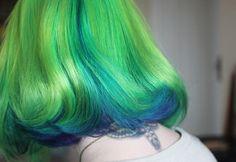 hair | The Dainty Squid
