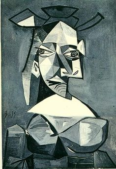 Untitled - Pablo Picasso 1939 Pablo Picasso  : More At FOSTERGINGER At Pinterest ♍️Pablo Picasso,