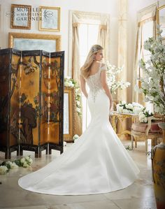 Beautiful Morilee gowns at Bicester Bridal