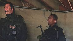 Steven Seagal - Executive Decision (1996) Movie Still